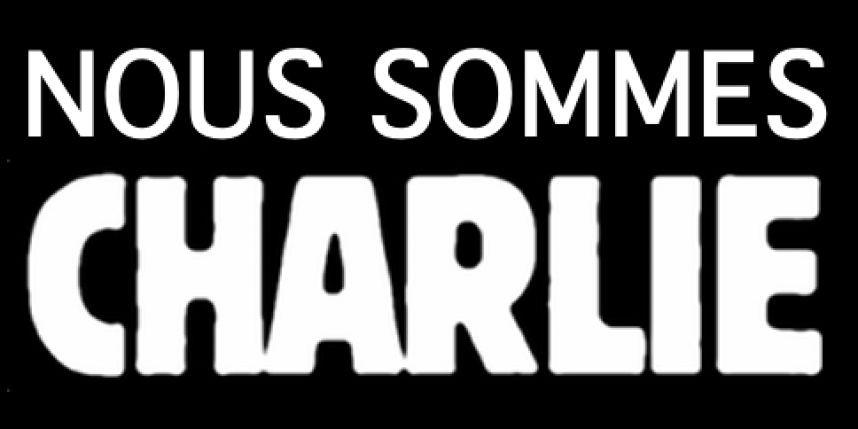 #NOUSSOMMESCHARLIE