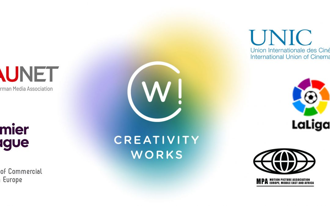 Creativity Works! supports the European Parliament's inclusion of the cultural and creative sectors in the Horizon 2020 legislative proposal