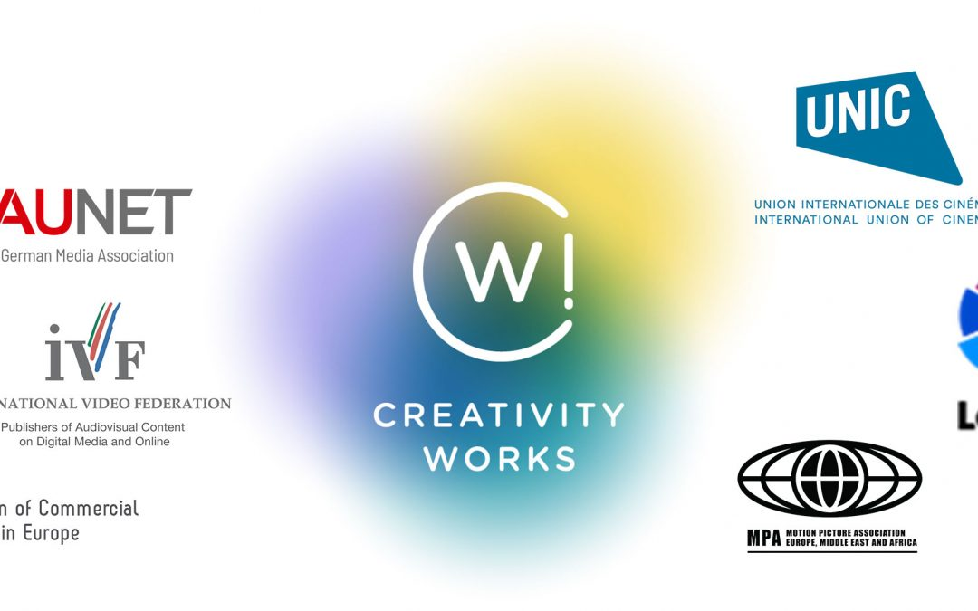 Creativity Works! statement on European Parliament's adoption of Platform-to-Business Regulation