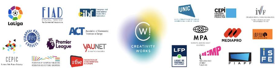 Creativity Works! welcomes the IP Action Plan